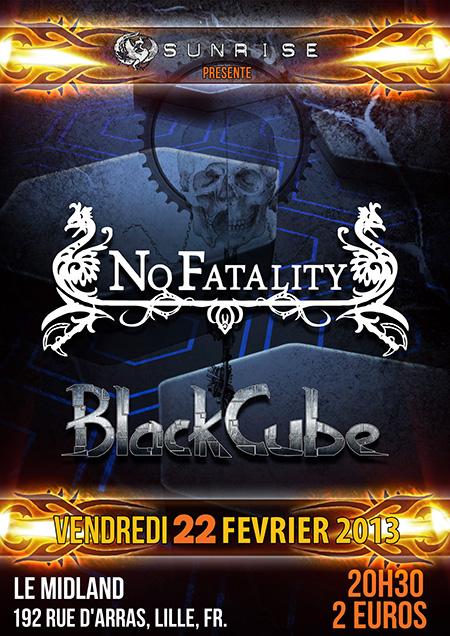 Blackcube @ Lille